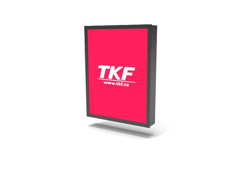 b878e0114 Světelná reklama jednostranná - TKF.cz